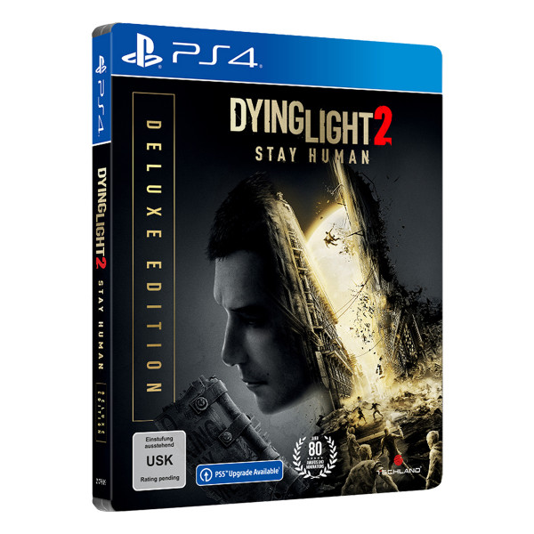 Dying Light 2 Stay Human Deluxe Edition - PS4