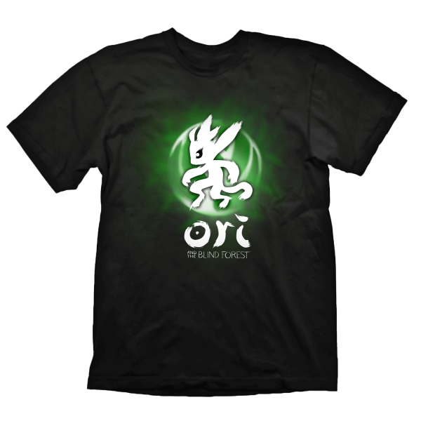 ORI AND THE BLIND FOREST T-SHIRT GREEN ORI ICON