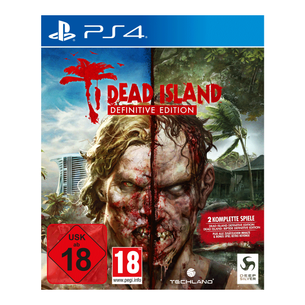 Dead Island Definitive Edition Collection - PS4