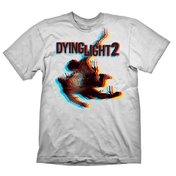 DYING LIGHT 2 T-SHIRT AIDEN FREE FALL