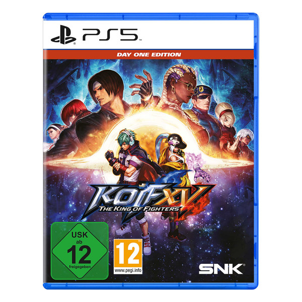 The King of Fighters XV Day One Edition - PS5