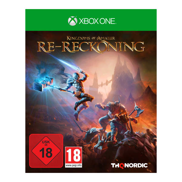 Kingdoms of Amalur Re-Reckoning - XONE