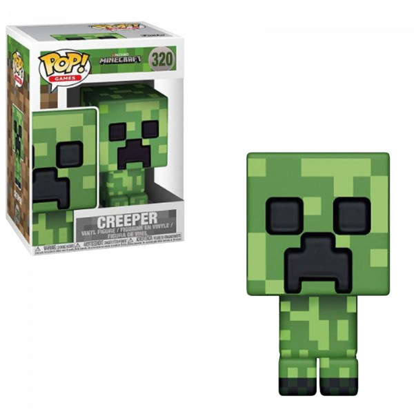 "Minecraft Figure ""Creeper"" POP! Vinyl"
