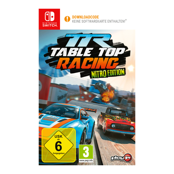 Table Top Racing Nitro - Switch