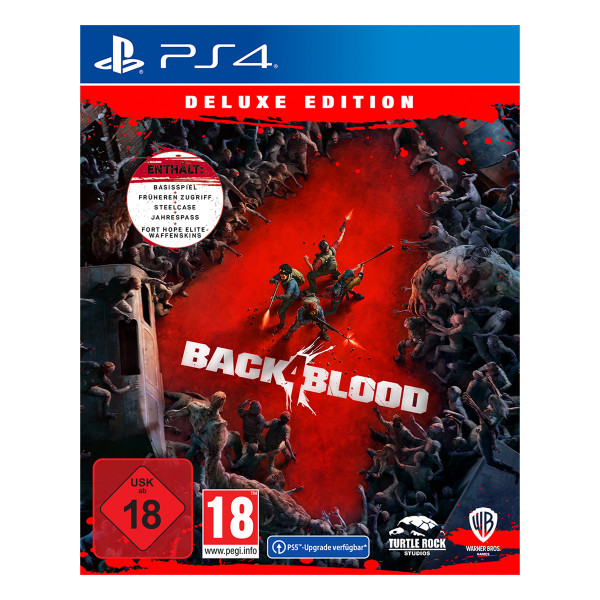 Back 4 Blood Deluxe Edition - PS4