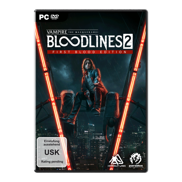 Vampire: The Masquerade Bloodlines 2 First Blood Edition - PC