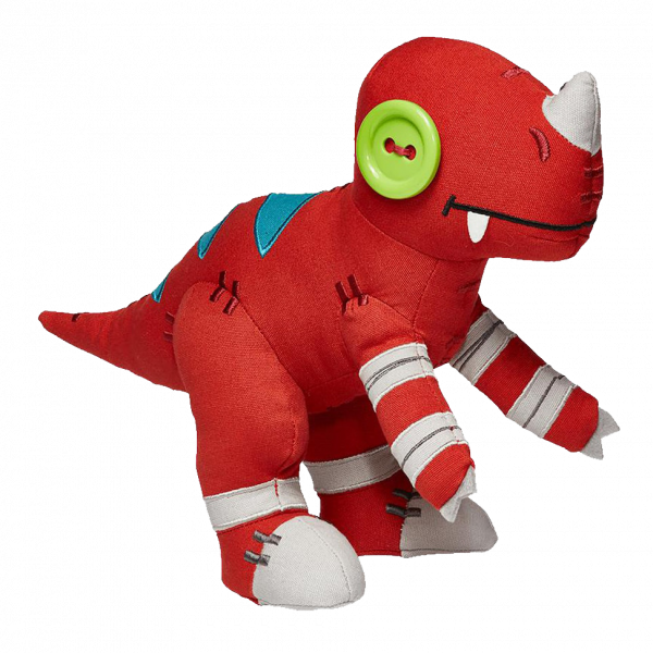 "World of Warcraft Plush ""Raptor"""