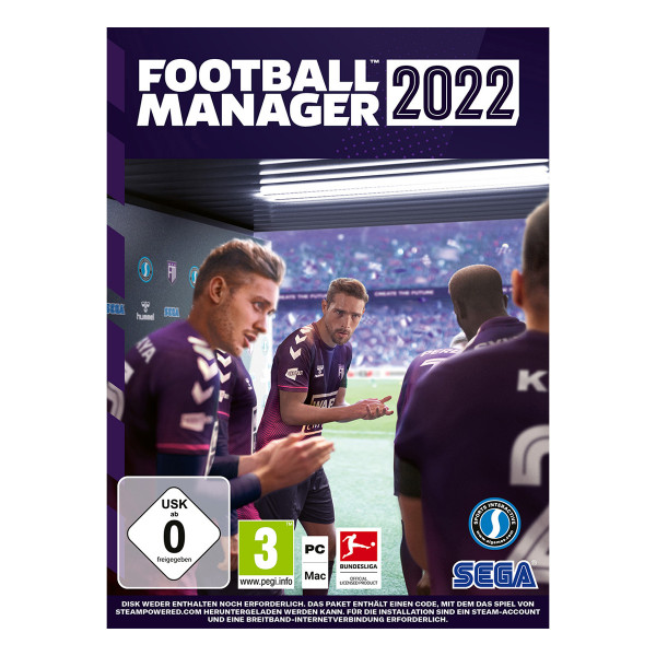 Football Manager 2022 - PC