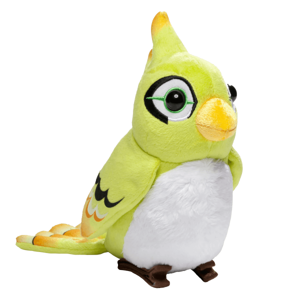 OVERWATCH PLUSH GANYMEDE