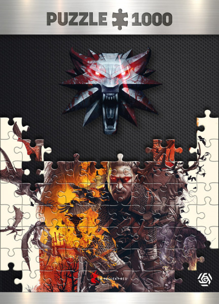 """The Witcher Puzzle """"Monsters"""" (1000 pcs)"""