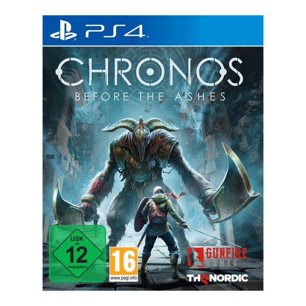 Chronos: Before the Ashes - PS4