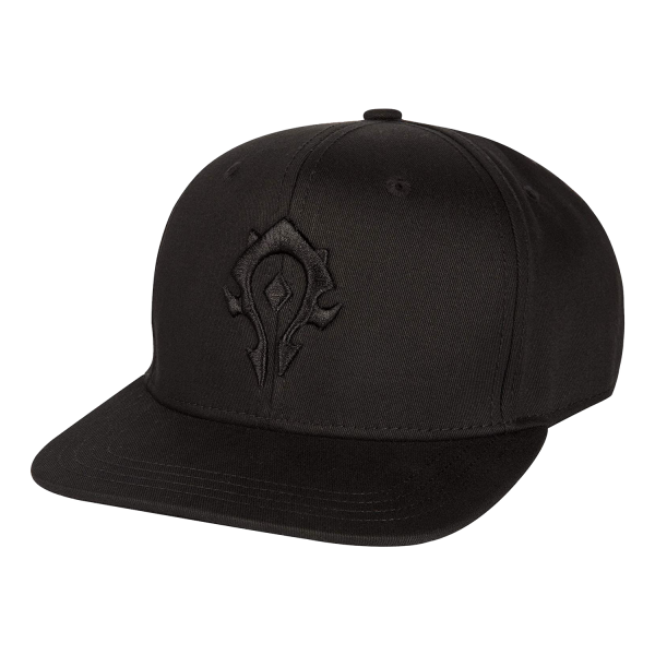 "World of Warcraft Snapback ""Horde Blackout"""