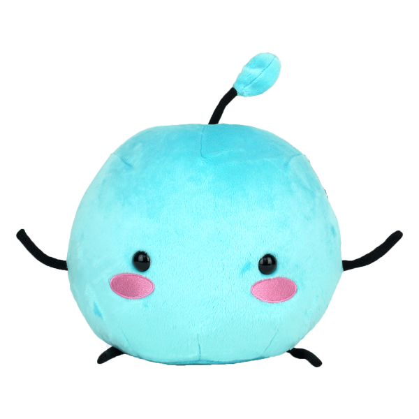 STARDEW VALLEY PLUSH JUNIMO BLUE
