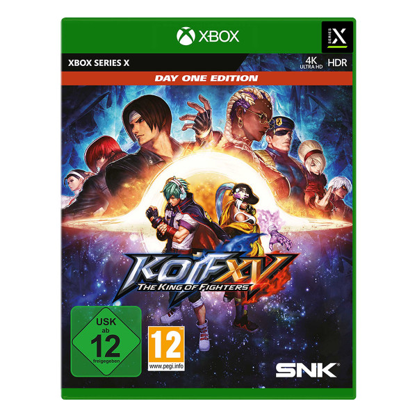 The King of Fighters XV Day One Edition - XSRX
