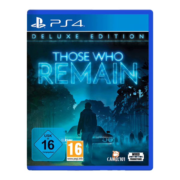 Those Who Remain Deluxe - PS4