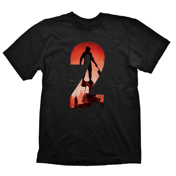 DYING LIGHT 2 T-SHIRT AIDENS VIEW