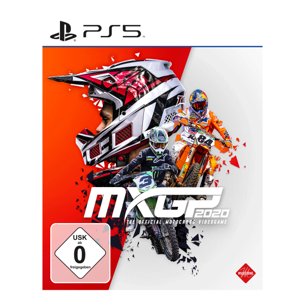 MXGP 2020 - THE OFFICIAL MOTOCROSS VIDEOGAME - PS5