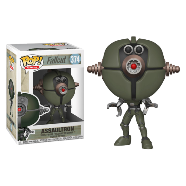 FALLOUT FIGURE ASSAULTRON POP VINYL
