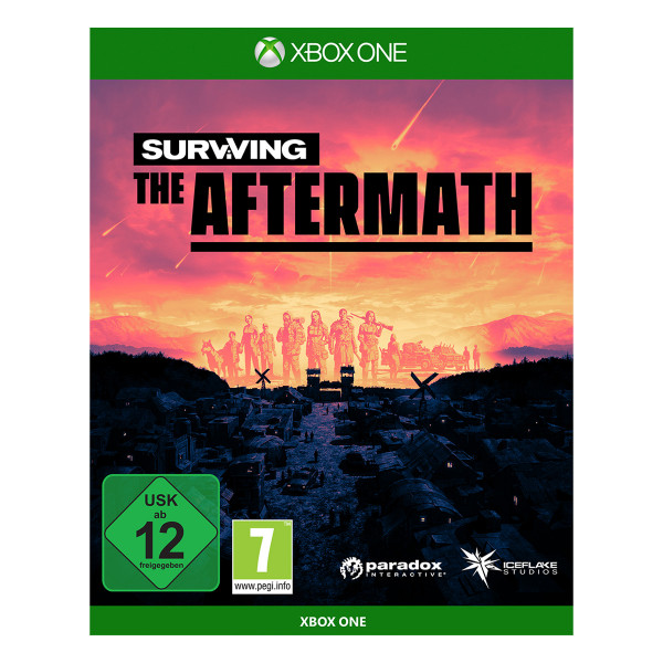 Surviving the Aftermath Day One Edition - XONE