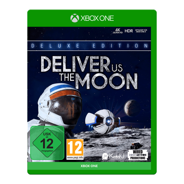 Deliver Us The Moon Deluxe - XONE