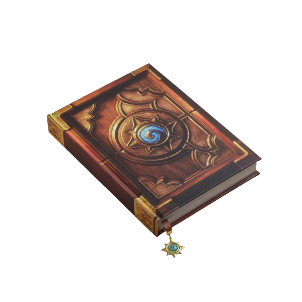 HEARTHSTONE BOX JOURNAL