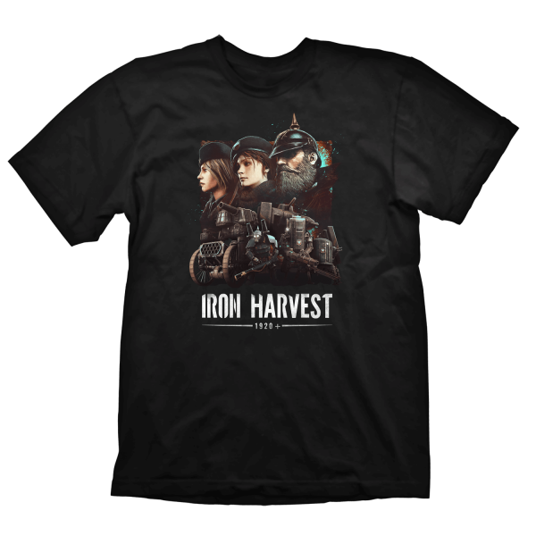 IRON HARVEST T-SHIRT FACTIONS