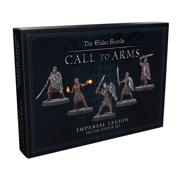 """The Elder Scrolls Call to Arms """"Imperial Faction Starter Set"""""""