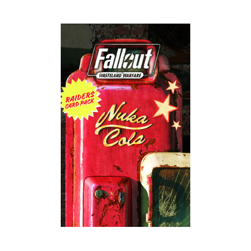 FALLOUT WASTELAND WARFARE WAVE 2 EXPANSION CARD PACK