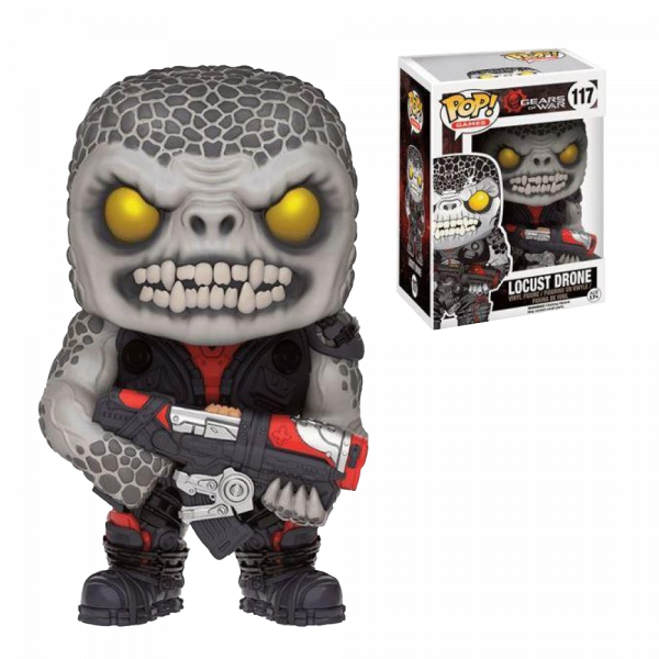 "Gears of War Figur ""Locust Drone"" POP! Vinyl"