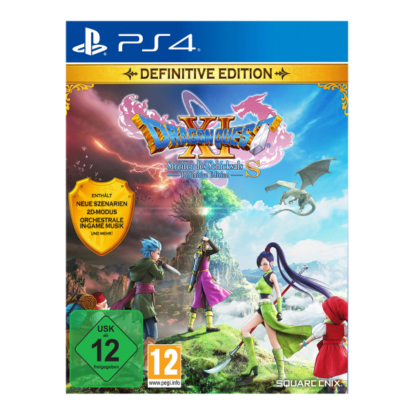Dragon Quest XI S: Definitive Edition - PS4