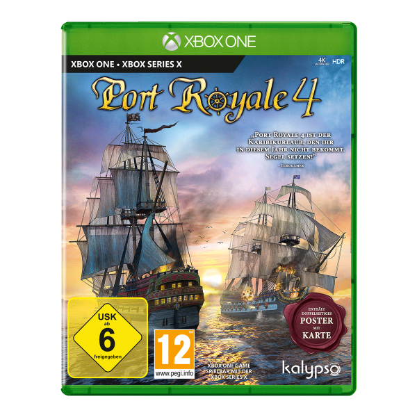 Port Royale 4 - XONE