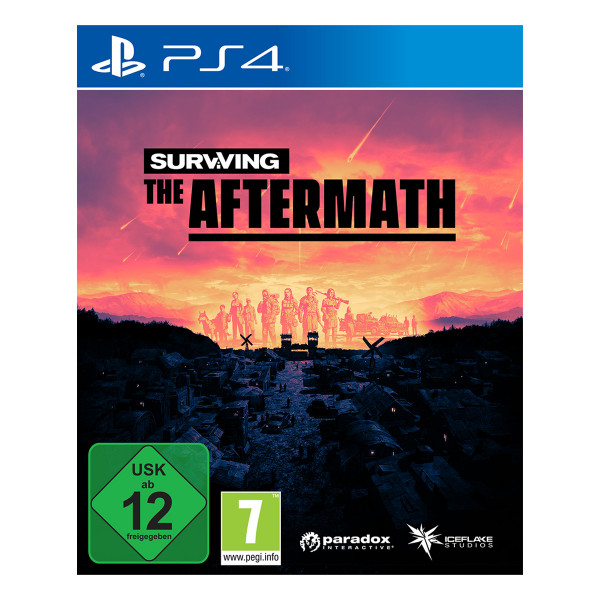 Surviving the Aftermath Day One Edition - PS4